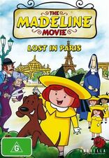 Madeline Lost In Paris DVD R4 NEW