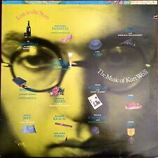 KURT WEILL Lost In The Stars TOM WAITS, LOU REED, VAN DYKE PARKS, JOHN ZORN +