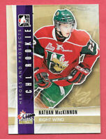 2011-12 Nathan MacKinnon ITG In The Game Heroes & Prospects Rookie - Avalanche