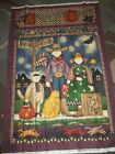 HOLIDAY PANEL HALLOWEEN Trick or Treat Cotton QUILT Fabric U-PICK Read for INFO