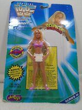 WWF Sunny 1996 Bend-ems Just Toys Wrestling Action Figure