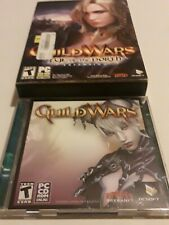 Guild Wars: Eye of the North (PC, 2007) plus Guild wars 2 disc bonus PC cd rom