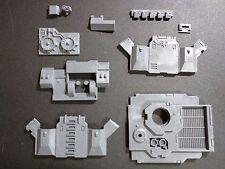 Warhammer 40k Space Marines Vindicator Hull Armor Bits