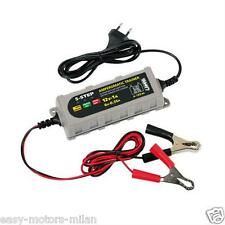 Mantenitore Di Carica  Batteria caricabatteria intelligente 6/12V 0,55/1A Tmax
