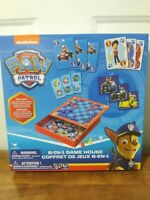 NICKELODEON PAW PATROL 6-in- 1 GAME HOUSE