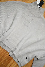 MARC O`POLO wunderschöner Cropped Pullover Gr. S 36 38 neu fog grey Oversized