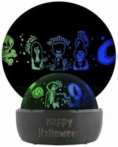 Disney Hocus Pocus LED Shadow Lights Projector Gemmy Halloween 2021 New