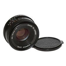 Yashica Lens ML 50mm 1:2,0 Standardobjektiv für Contax/Yashica vom Händler