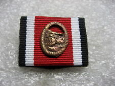 German Pin Medal Bar Tank Assault Pin,Germany