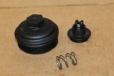 Skoda Fabia Octavia Oil Filter Cap & Spring Tdi 045115433E New Genuine VW part