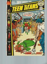 Teen Titans #39 VF 8.0 Hawk and Dove Appearance 52 Big Pages