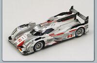 Spark S3701 - AUDI R18 E-tron Quattro Team Joest n°2 2ème Le Mans 2012 1/43