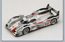 Spark S3701 1/43 Audi R18 E-tron quattro #2 2ème le Mans 2012
