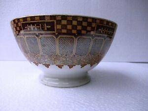 """Antiguo Porcelana Cuenco Alpine Patrón Villeroy & Boch Wallerfangen Germany"""" 11"""