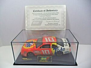 1997 Revell 1:24 Scale Diecast Tide Ford Thunderbird CERTIFICATE AUTHENTICITY IN
