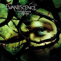 CD + DVD - EVANESCENCE - Anywhere but home