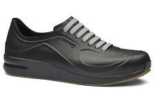 Toffeln Aktiv Flex 220 - Black - Washable Work Shoes