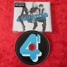 MADONNA & JUSTIN TIMBERLAKE - 4 Minutes - 2 Mix CD Single (2008)