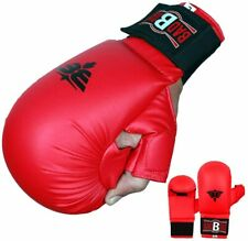 Twister Karate Gloves / Karate Mitts / Punch Gloves / Contact Gloves