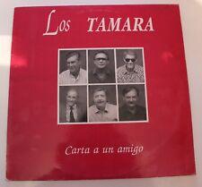 LOS TAMARA - CARTA A UN AMIGO. HOMENAJE A PUCHO BOEDO. EDIGAL. RAREZA!!!