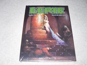 Eerie Archives Volume 5 Hardcover Book - Dark Horse Archives - Sealed
