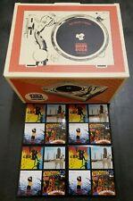 "Crosley RSD3 Mini Turntable + Hopeless Records 3"" Bundle (4 records / songs) NEW"