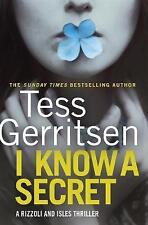 I Know a Secret by Tess Gerritsen (Paperback, 2017)