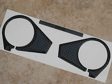 Carbon Fibre Effect Yoke Cover to fit Kawasaki ZX10 ZX10R 2006 - 2010