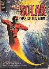 Doctor Solar #14 ~A Strange Midas Touch Turns Solar's Own Power