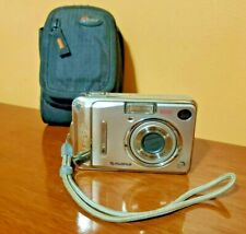 Fujifilm FinePix A Series A500 5.1MP Digital Camera - Silver, Bundle with Case