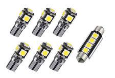 Standard LED SMD INNENRAUMBELEUCHTUNG Mercedes W176 W246 CLA C117 C204 W204 C207
