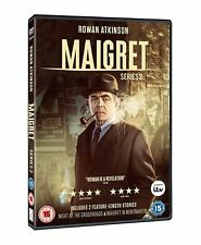 MAIGRET Series 2 [iTV] (DVD)~~~~~Rowan Atkinson~~~~~NEW & SEALED