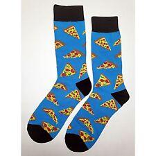 Da Uomo Fidati sono un uomo della pizza da uomo calze nere UK 5-12