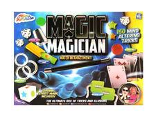 Childrens Magic Trick Set 150 Tricks Magician Illusions Trick Kit Accessories