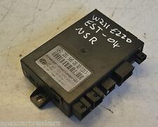 MERCEDES CLASSE E unità di controllo da traino Baar 2115450832 W211 Barra di traino Modulo 2002-2008