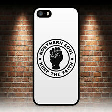 NORTHERN SOUL PHONE CASE IPHONE 4 4S 5 5S SE 5C 6 6S 7 8 PLUS X XR MAX 11 PRO