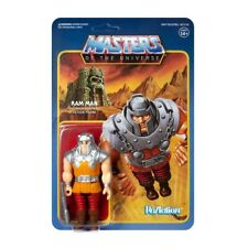 Masters Of The Universe Reaction Figura de Acción RAM Man Mini Comic Funko