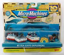 1996 GALOOB MICRO MACHINES EXPLORATION #5 SEA CAVE EXPLORERS BRAND NEW