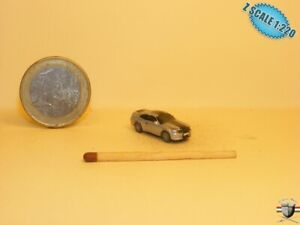 Ford Mustang 2015  Z scale 1/220 Hand-painted Metal Model
