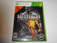 Battlefield 3 - Limited Edition (Microsoft Xbox 360, 2011)