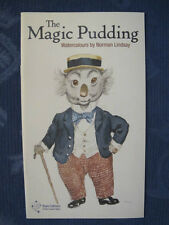 The Magic Pudding: Watercolours by Norman Lindsay - Aust Art - Limited Edition