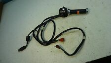 1985 Honda Goldwing GL1200 Limited Edition H1099. throttle twist right controls