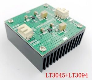 LT3045 +LT3094 Positive and Negative Voltage RF RF Regulated Linear Power Supply