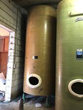 Wasser Weintank Regenwasser Zisterne GFK Tank Lagertank AHL Molke Pellets 5000l