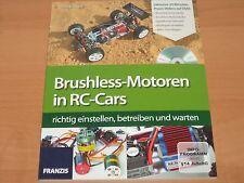 Brushless-Motoren in RC-Cars + DVD von Thomas Riegler UVP 19,95 Euro NEU!
