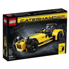 LEGO Ideas Caterham Seven 620R Building Kit