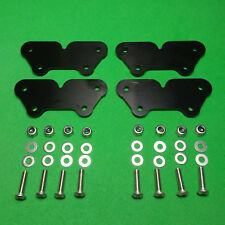 Suspension Shock Lift plates for Tamiya 1/10 Clodbuster or Bullhead 4 pcs