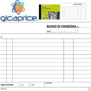 20 BUONI CONSEGNA DATA UFFICIO 2 Copie Autoricalcanti DU161570000