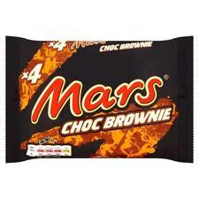 """MARS choc """" Brownie """" (lot de 4) 160 g - CHOCOLAT britannique"""