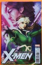 ASTONISHING X-MEN #1 STANLEY LAU ARTGERM VARIANT COVER 1:100 MARVEL COMIC BOOK